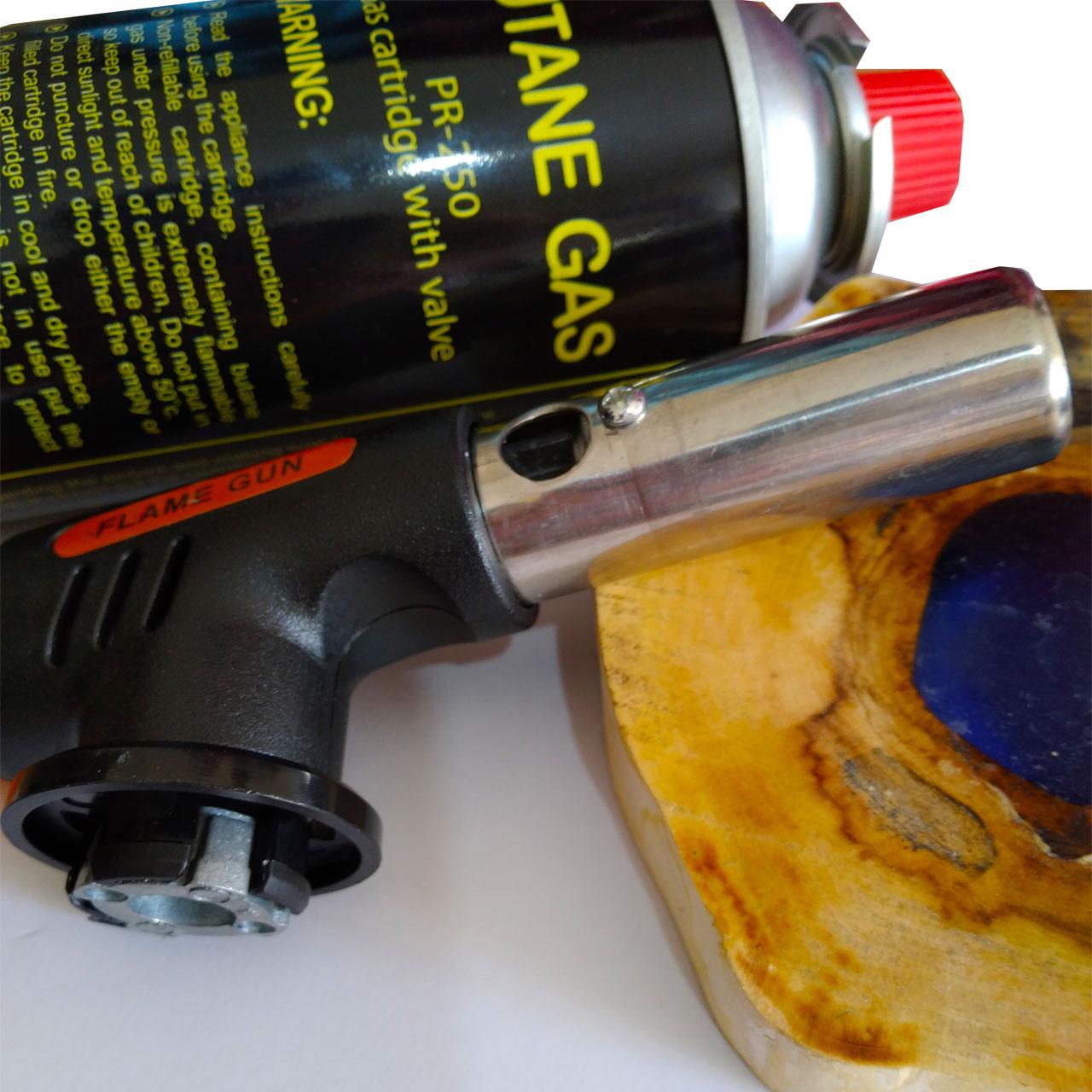 سرپیک شعله افکن مدل TRS001