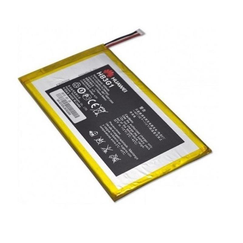 باتری تبلت مدل HB3G1 ظرفیت 4000 میلی آمپر ساعت مناسب برای تبلت هوآوی MediaPad 7