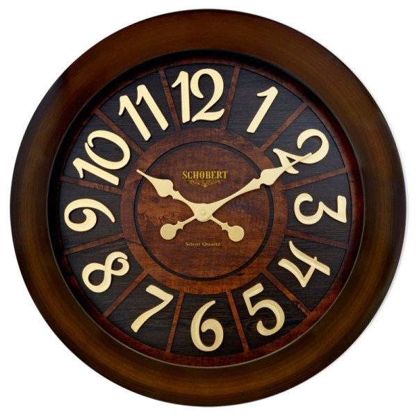 ساعت دیواری شوبرت مدل 5217