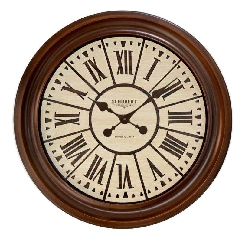 ساعت دیواری شوبرت مدل 6521