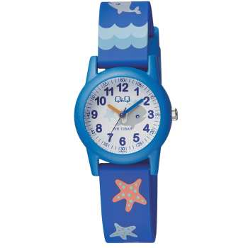 ساعت مچی عقربه ای پسرانه کیو اند کیو مدل vr99j009y