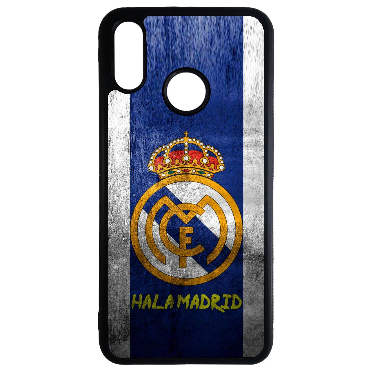 کاور طرح رئال مادرید کد 11050646 مناسب برای گوشی موبایل هوآوی y7 2019