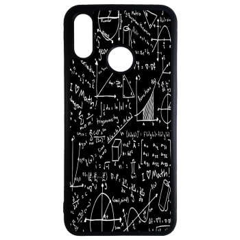 کاور طرح ریاضی  کد 11050646 مناسب برای گوشی موبایل هوآوی y7 2019