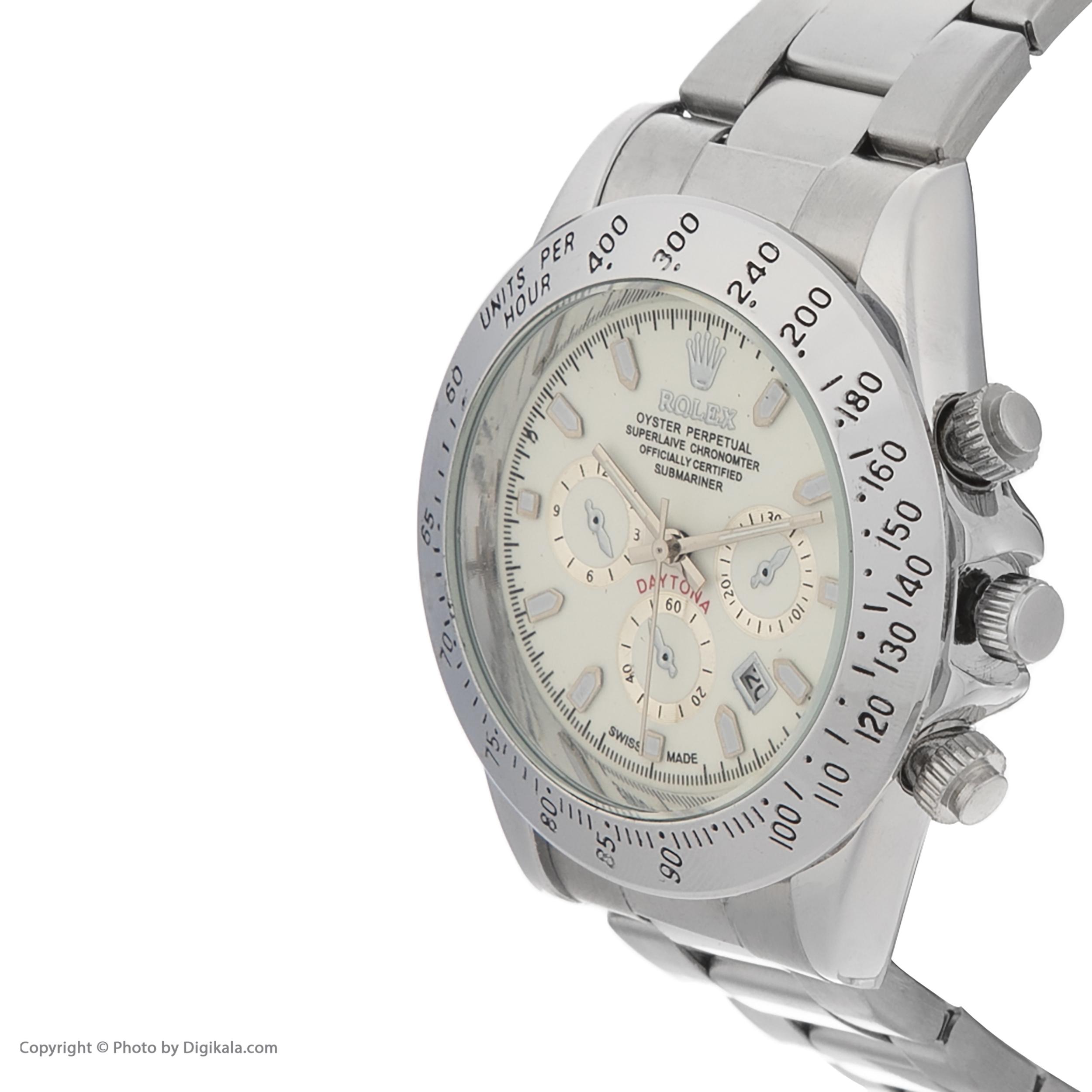 ساعت مچی عقربه ای مردانه مدل  S204