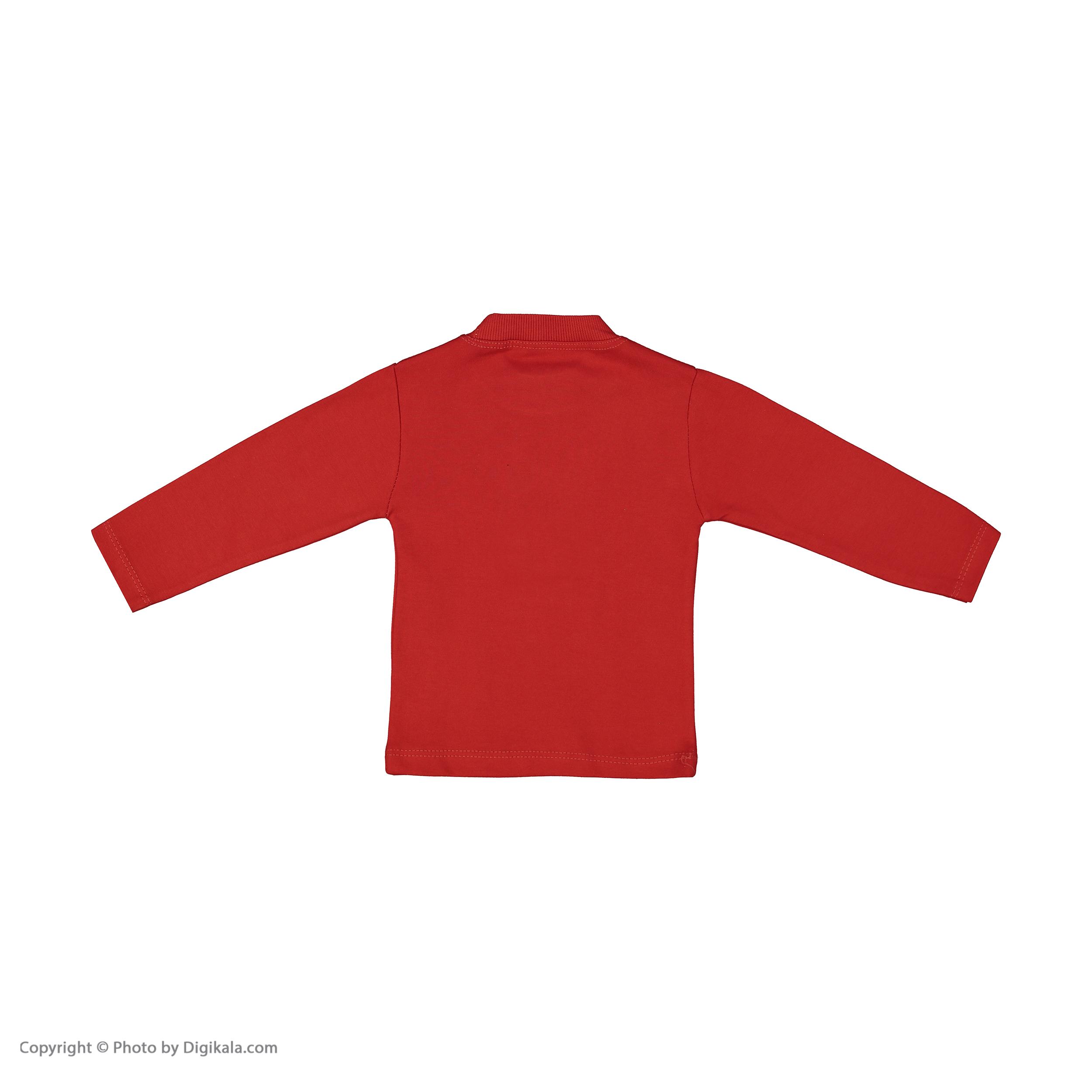 تی شرت دخترانه مدل  2027