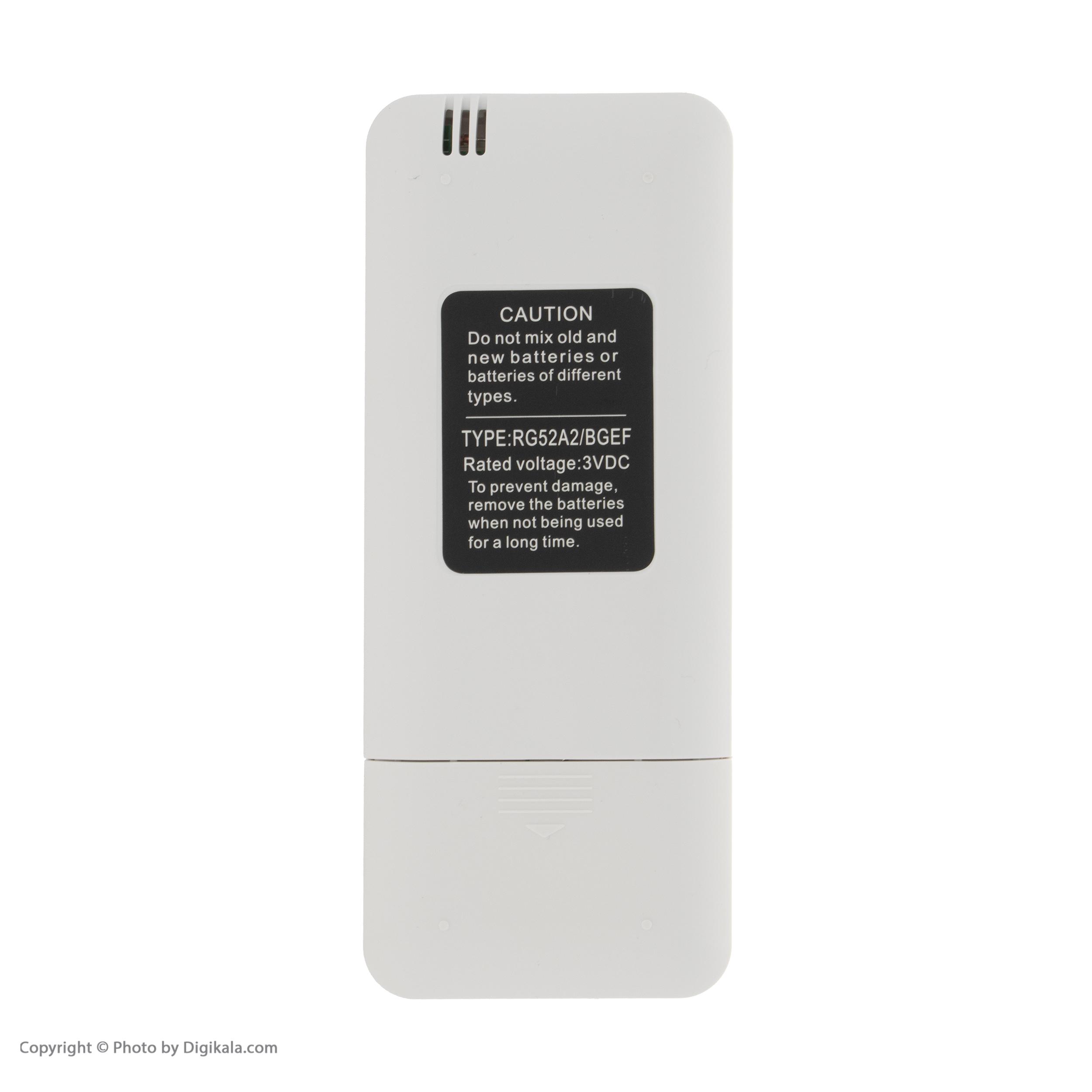 خرید اینترنتی ریموت کنترل کولر گازی مدل 0090 اورجینال