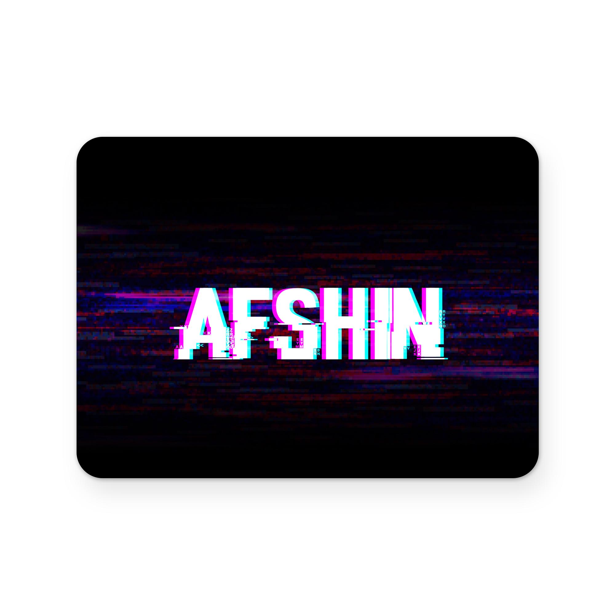 برچسب تاچ پد دسته پلی استیشن 4 ونسونی طرح AFSHIN