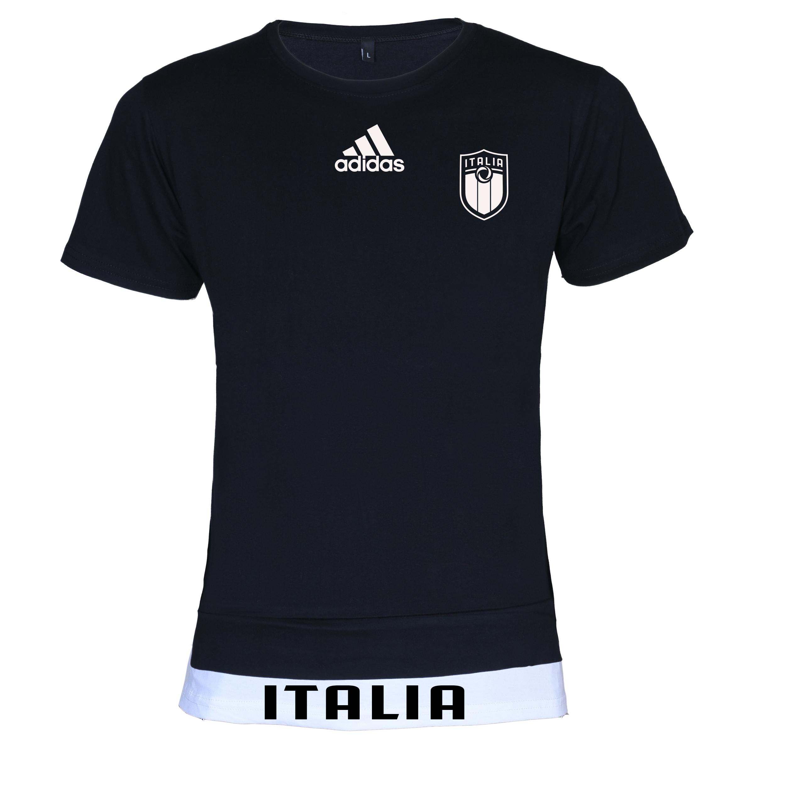 تیشرت ورزشی مردانه طرح تیم ایتالیا کد 5080
