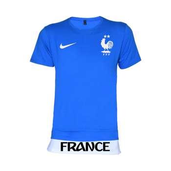 تیشرت ورزشی مردانه طرح تیم فرانسه کد 6783