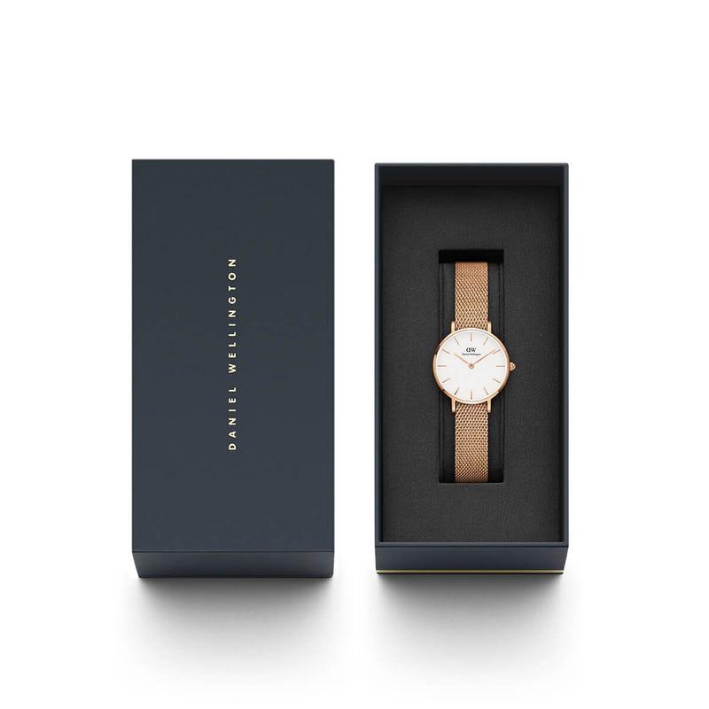 ساعت مچی عقربه ای زنانه دنیل ولینگتون مدل 100219              خرید (⭐️⭐️⭐️)