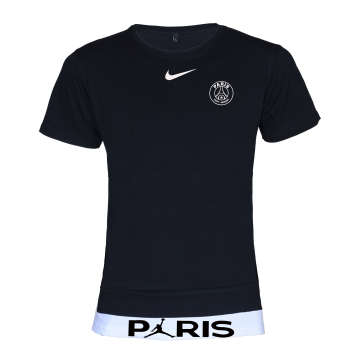 تیشرت ورزشی مردانه طرح تیم پاریس کد 5849
