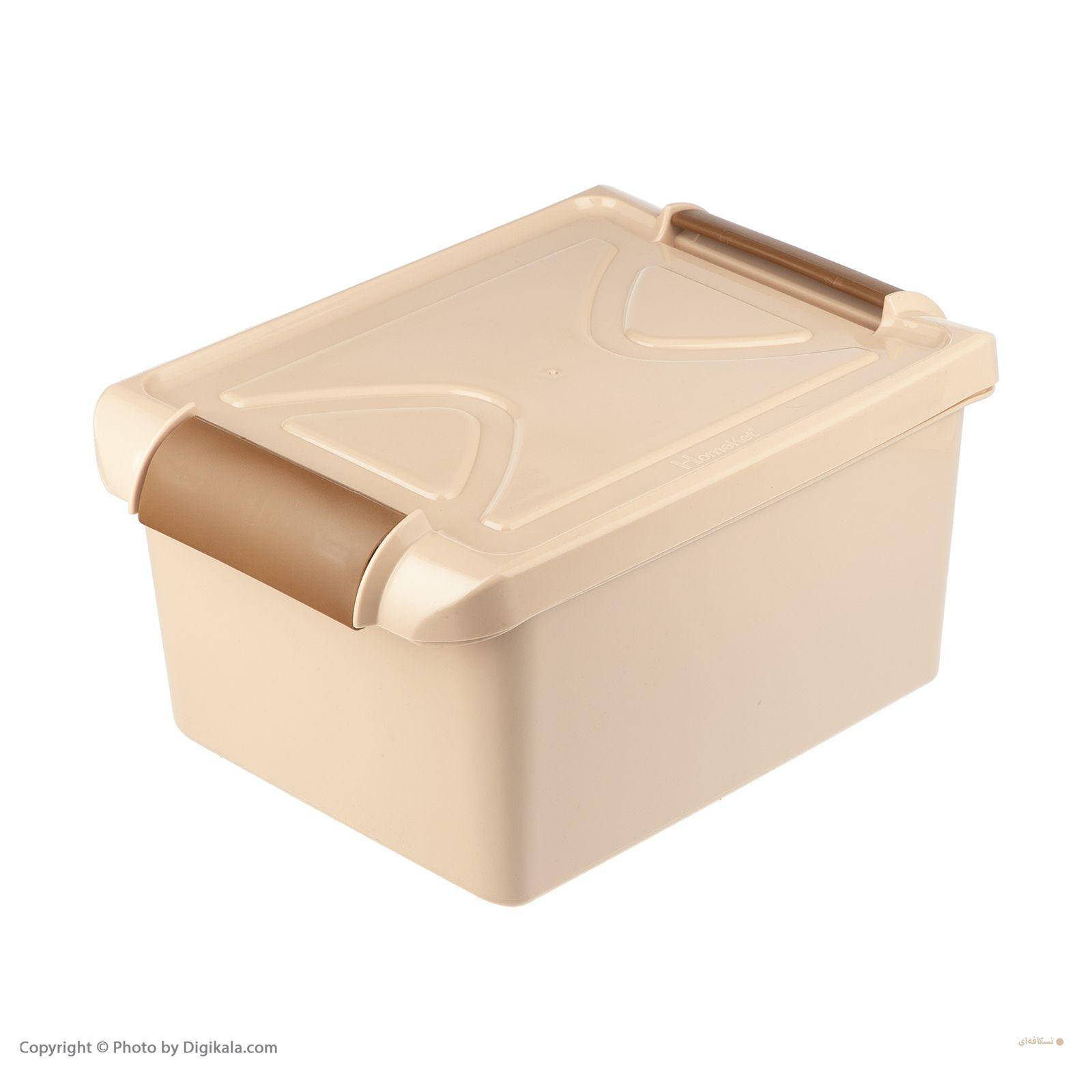 ظرف نان هوم کت مدل Lock03 main 1 11