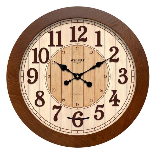 ساعت دیواری شوبرت مدل 6315