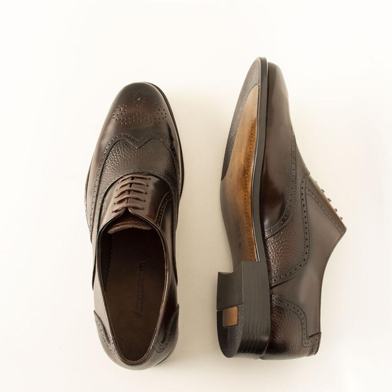 کفش مردانه پارینه چرم مدل SHO204
