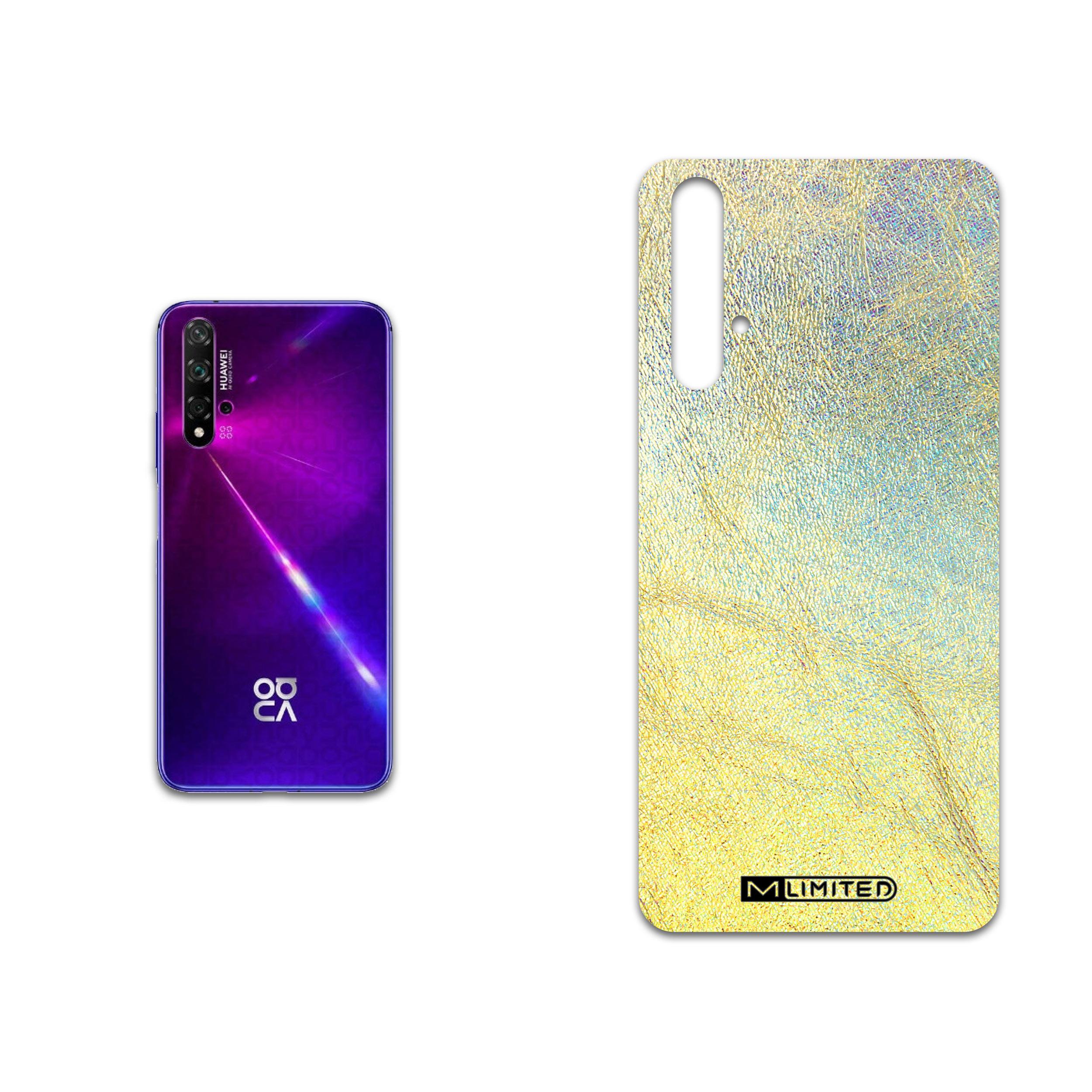 برچسب پوششی ماهوت مدل M-LIMITED-GH مناسب برای گوشی موبایل هوآوی NOVA 5T