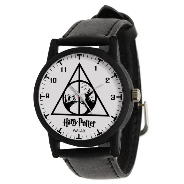 ساعت مچی عقربه ای والار طرح هری پاتر کد LF2061