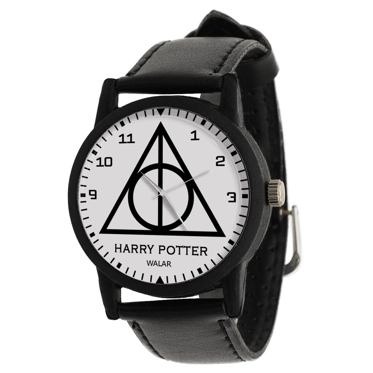 کد تخفیف                                      ساعت مچی عقربه ای والار طرح هری پاتر کد LF2062