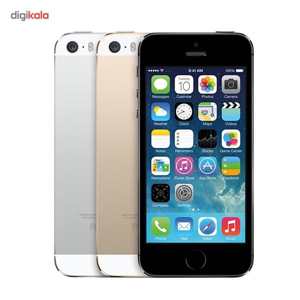 گوشی موبایل اپل آیفون 5 اس - 64 گیگابایت