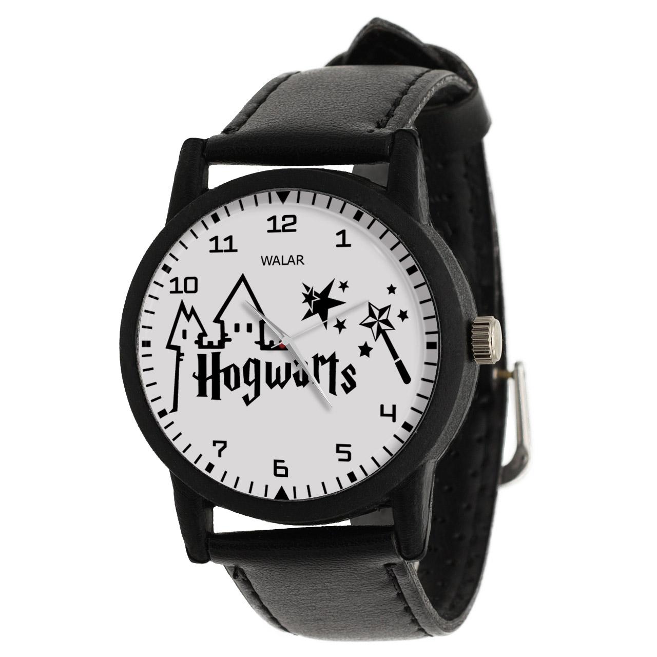 کد تخفیف                                      ساعت مچی عقربه ای والار طرح هری پاتر کد LF2064