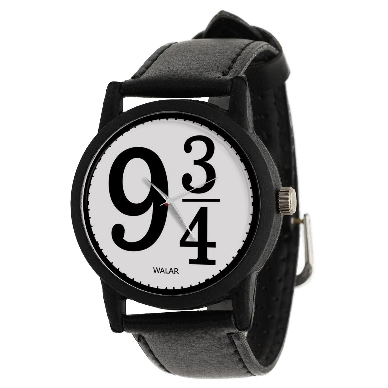 کد تخفیف                                      ساعت مچی عقربه ای والار طرح هری پاتر کد LF2066