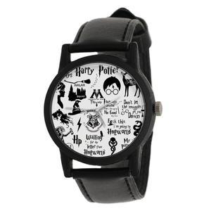 ساعت مچی عقربه ای والار طرح هری پاتر کد LF2067