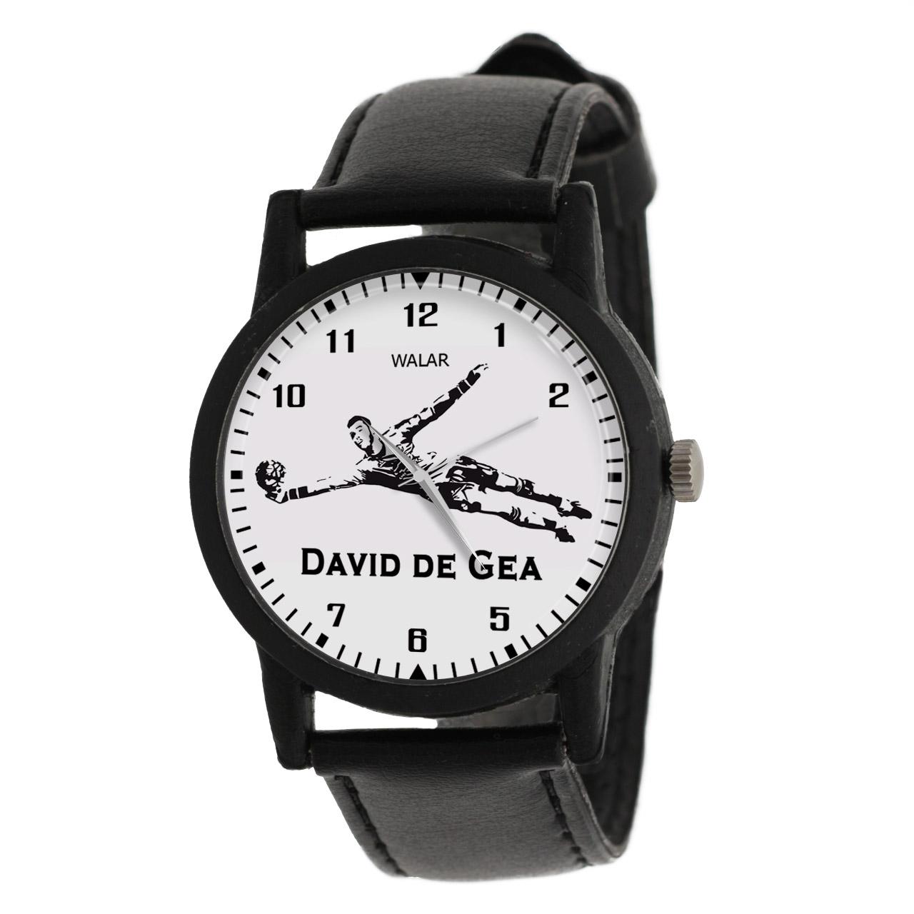قیمت                      ساعت مچی عقربه ای والار طرح داوید دخئا کد LF2072