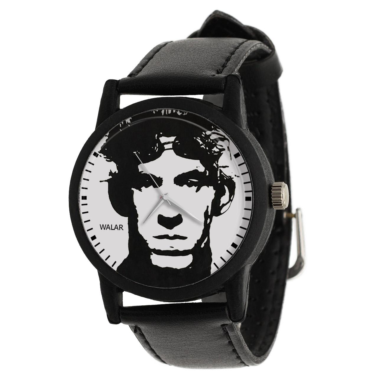 کد تخفیف                                      ساعت مچی عقربه ای مردانه والار طرح مایکل فلپس کد LF2079