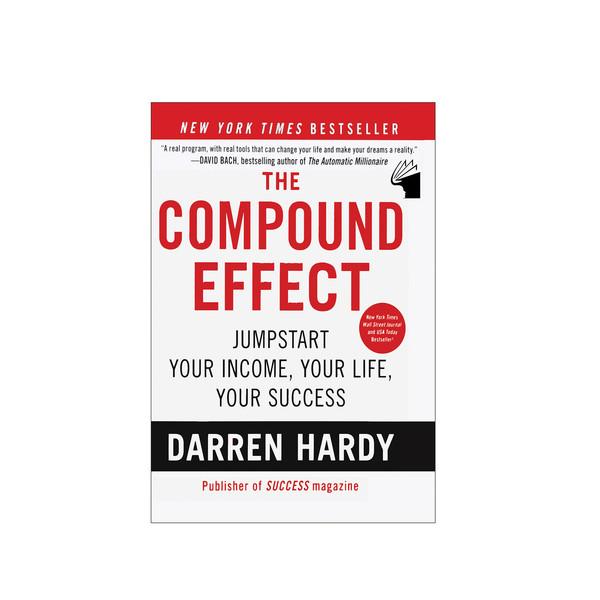 کتاب The Compound Effect اثر Darren Hardy انتشارات معیار علم