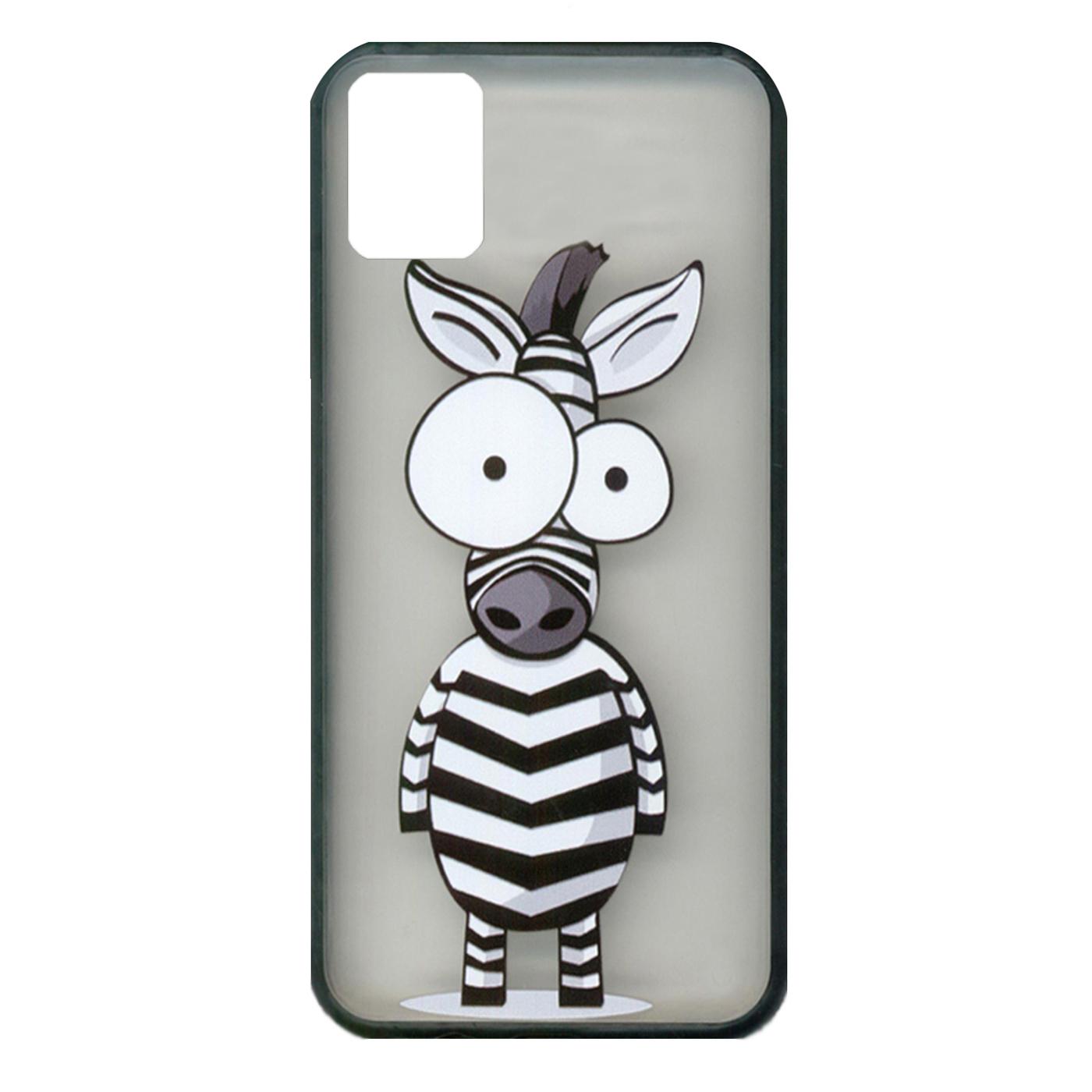 کاور طرح animal کد 1986 مناسب برای گوشی موبایل سامسونگ Galaxy A51