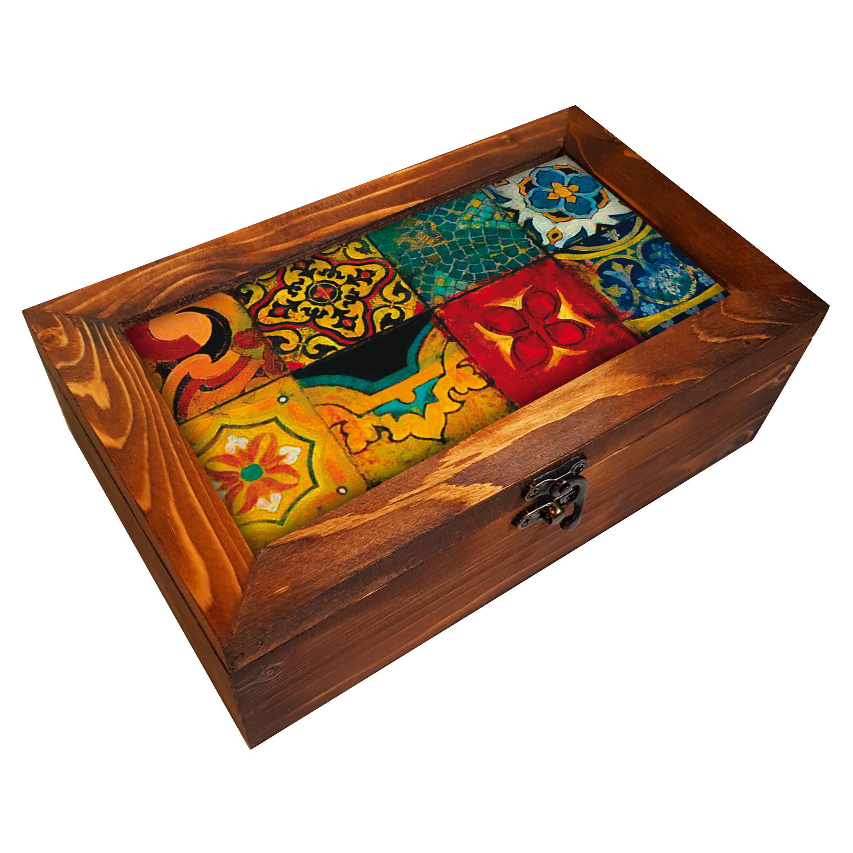 جعبه چای کیسه ای کد B15