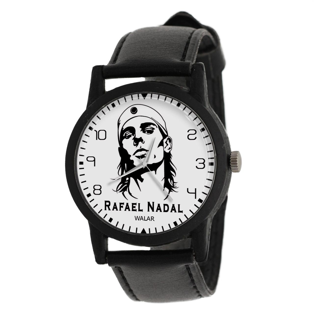 قیمت                      ساعت مچی عقربه ای والار طرح رافائل نادال کد LF2099