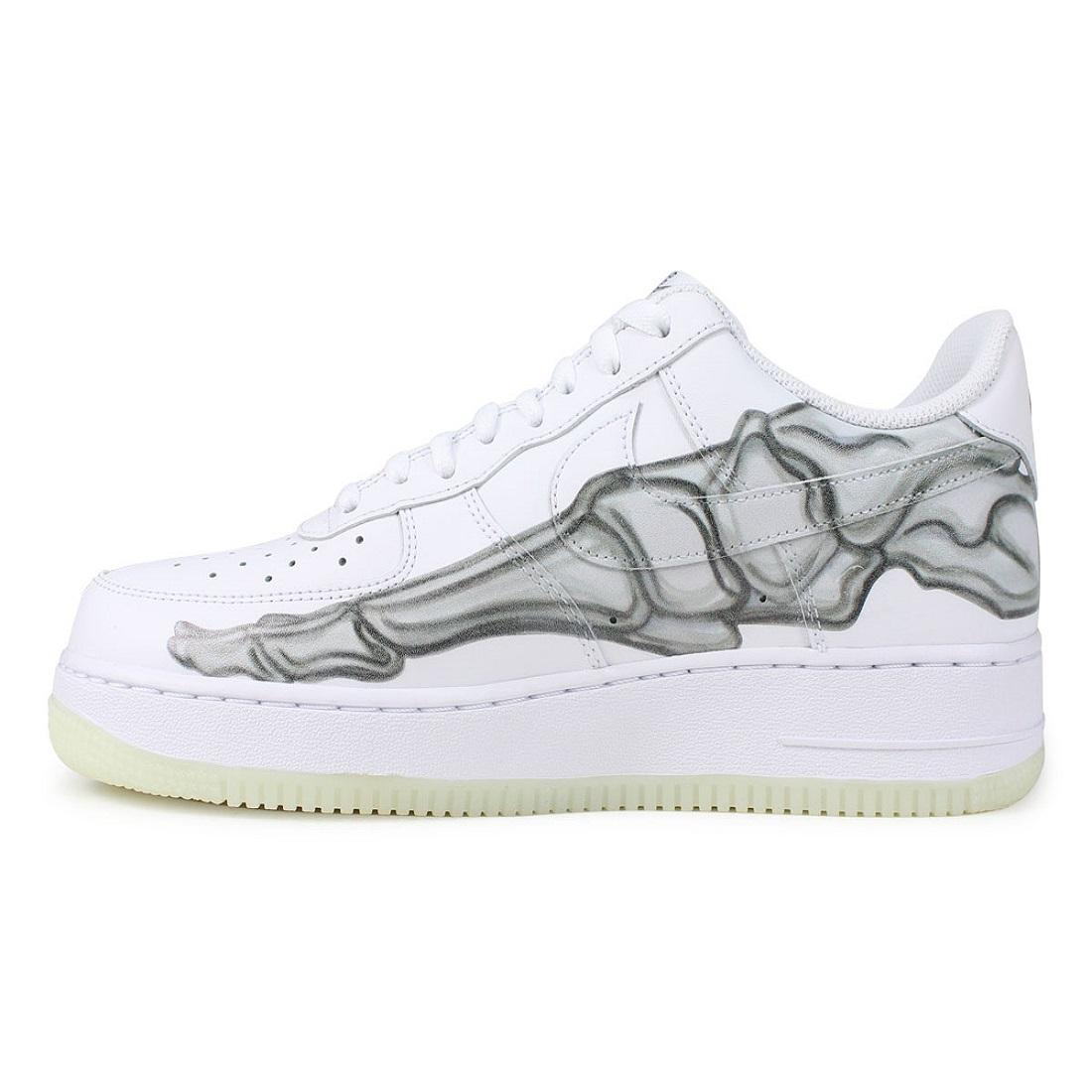کفش راحتی مردانه نایکی مدل Airforce one - skeleton