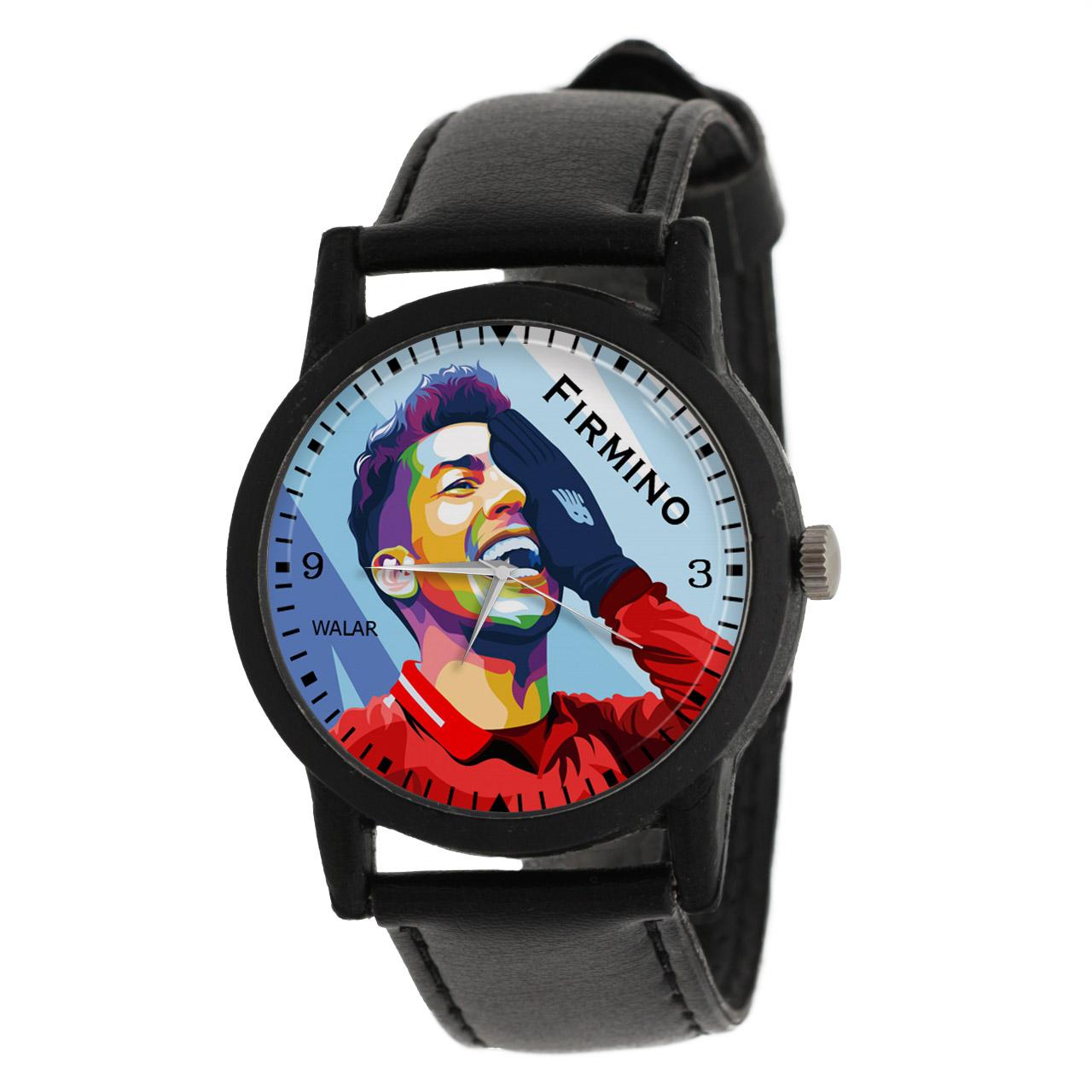 ساعت مچی عقربه ای مردانه والار طرح رابرتو فیرمینو کد LF2116              ارزان