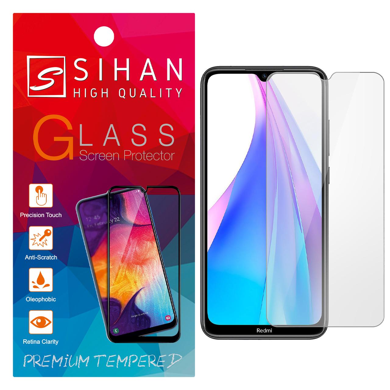 محافظ صفحه نمایش سیحان مدل CLT مناسب برای گوشی موبایل  شیائومی Redmi Note 8 / Note 8t              ( قیمت و خرید)