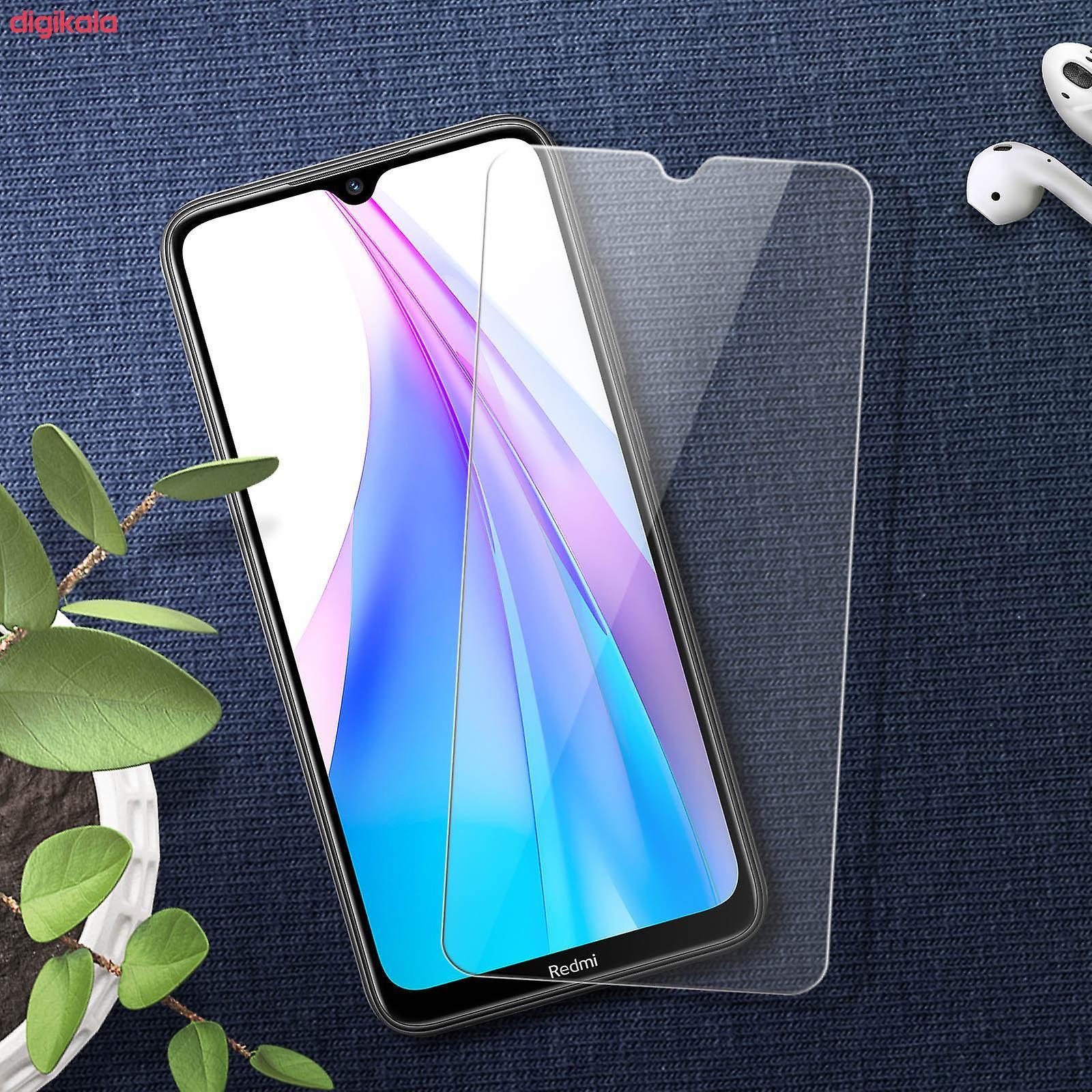 محافظ صفحه نمایش سیحان مدل CLT مناسب برای گوشی موبایل  شیائومی Redmi Note 8 / Note 8t main 1 3