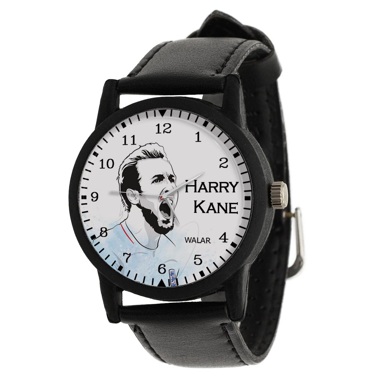 کد تخفیف                                      ساعت مچی عقربه ای مردانه والار طرح هری کین کد LF2123