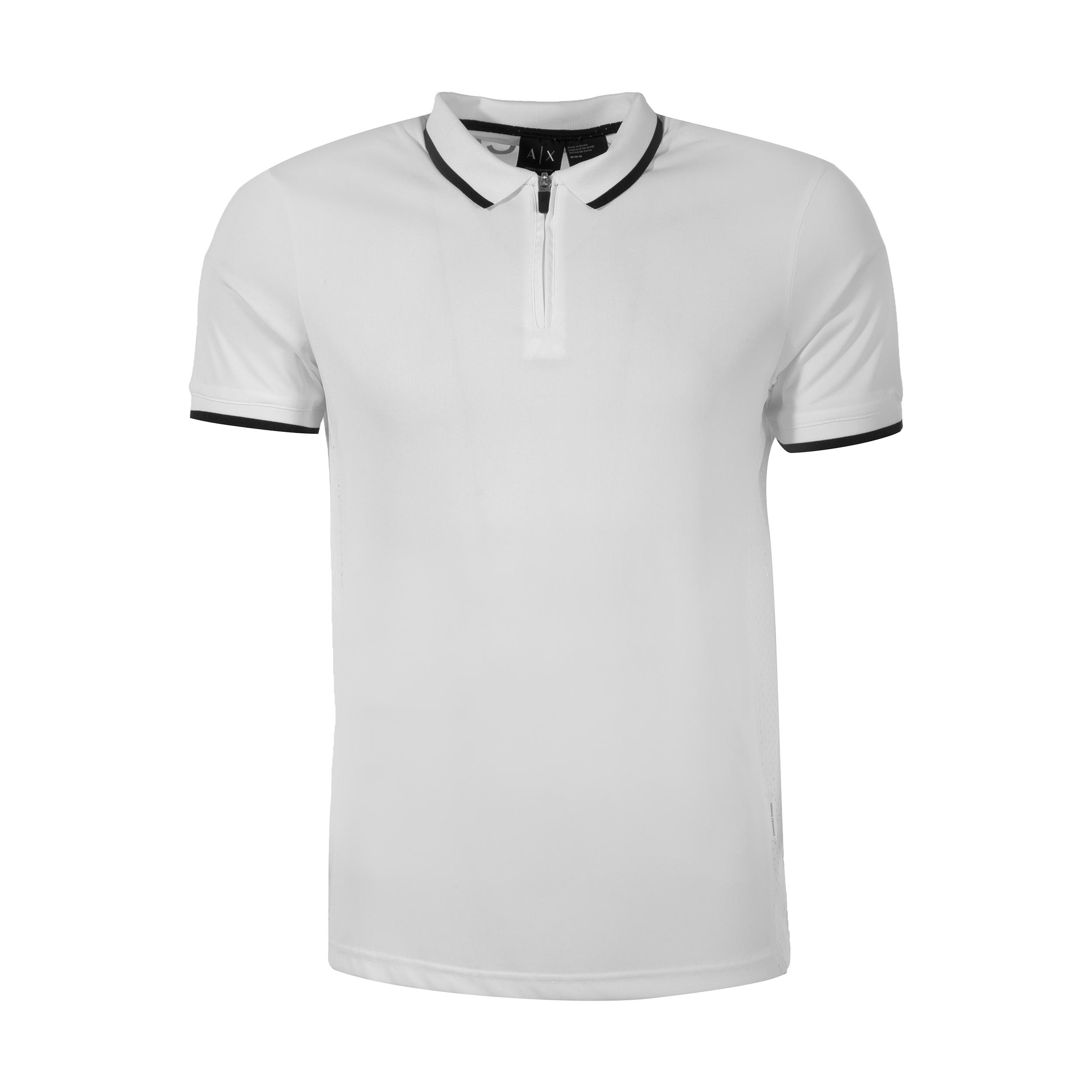 پولو شرت مردانه آرمانی اکسچنج مدل 3ZZGF96ZJS9Z-1548