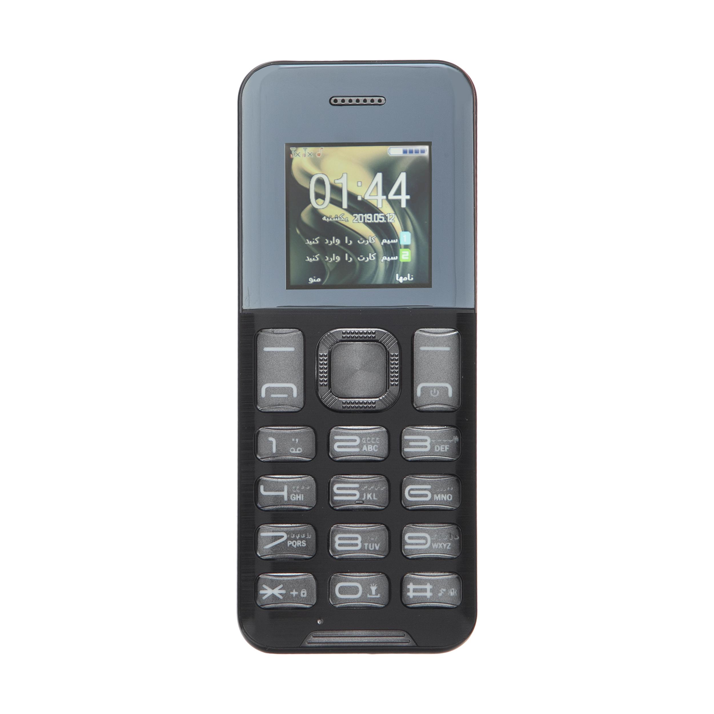 خرید                     گوشی موبایل جنرال لوکس مدل 2690 Slim دو سیم کارت