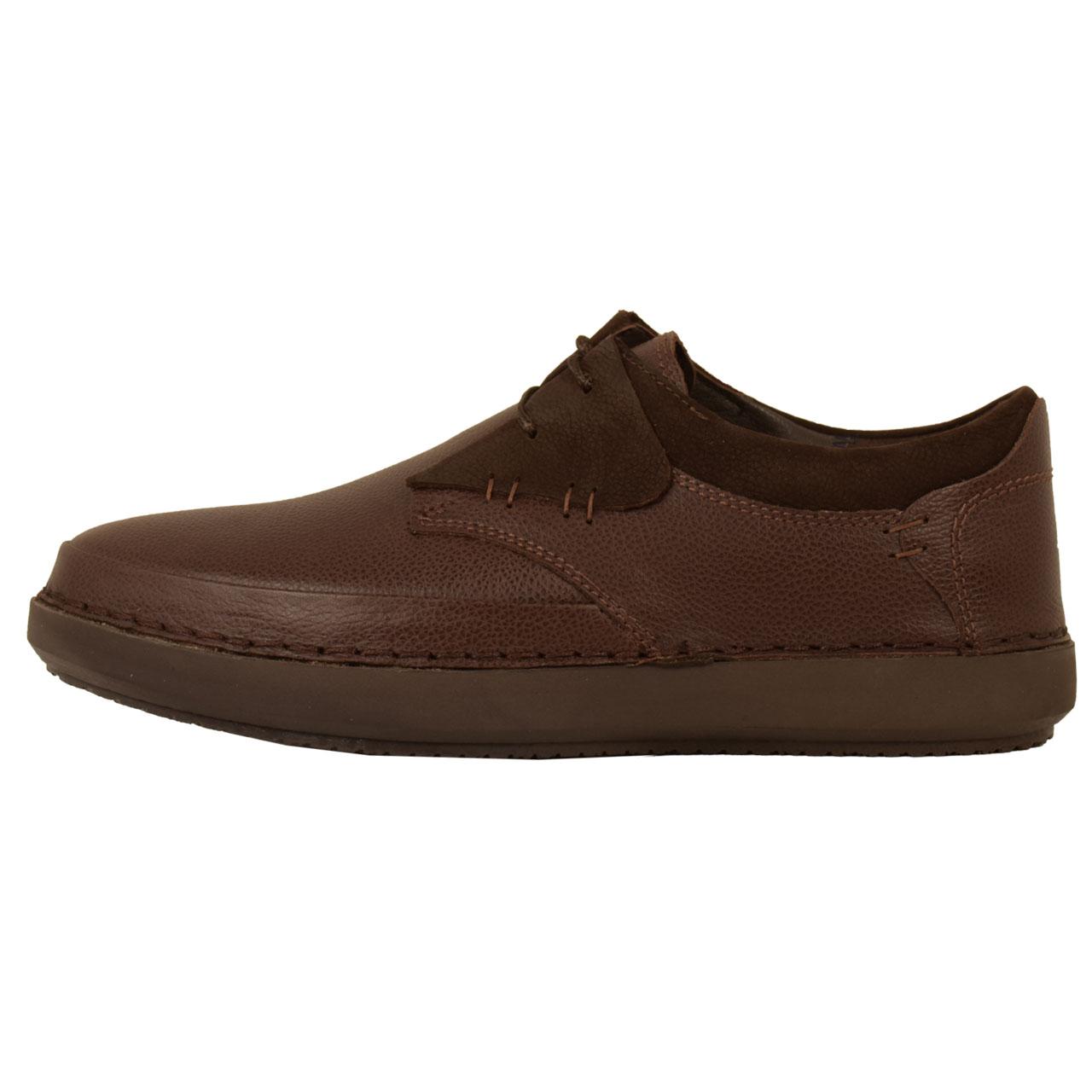 کفش  روزمره مردانه پارینه چرم مدل SHO163-7