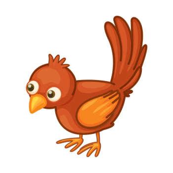 استیکر مستر راد طرح کبوتر کد 019