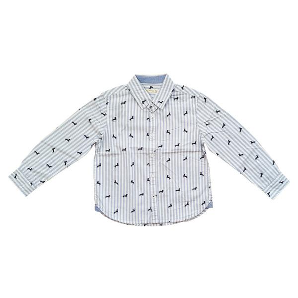 پیراهن پسرانه اسفرا مدل sfdog231