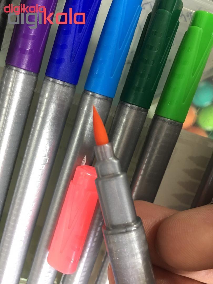 روان نویس پیکاسو مدل Brush Marker Fine Liner main 1 3