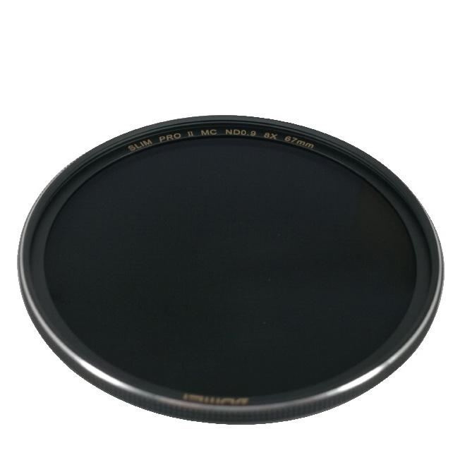 بررسی و {خرید با تخفیف} فیلتر لنز زومی مدل PRO II Multi Coated Silver Ring ND8 67mm اصل