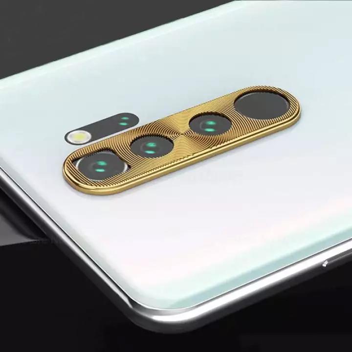 خرید اینترنتی محافظ لنز دوربین مدل AC2 مناسب برای گوشی موبایل شیائومی Redmi Note 8 T با قیمت مناسب
