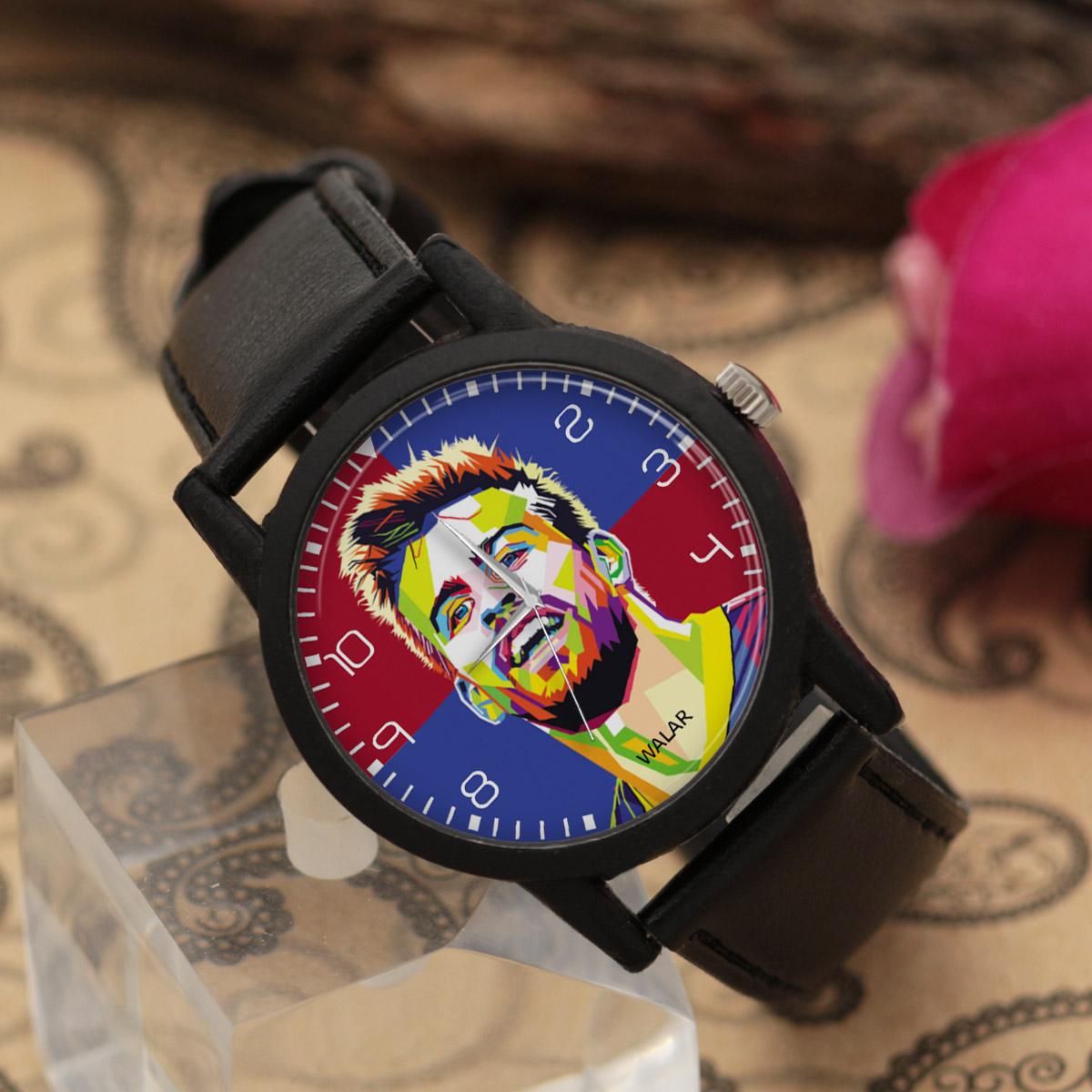 ساعت مردانه والار طرح پیکه کد LF2136