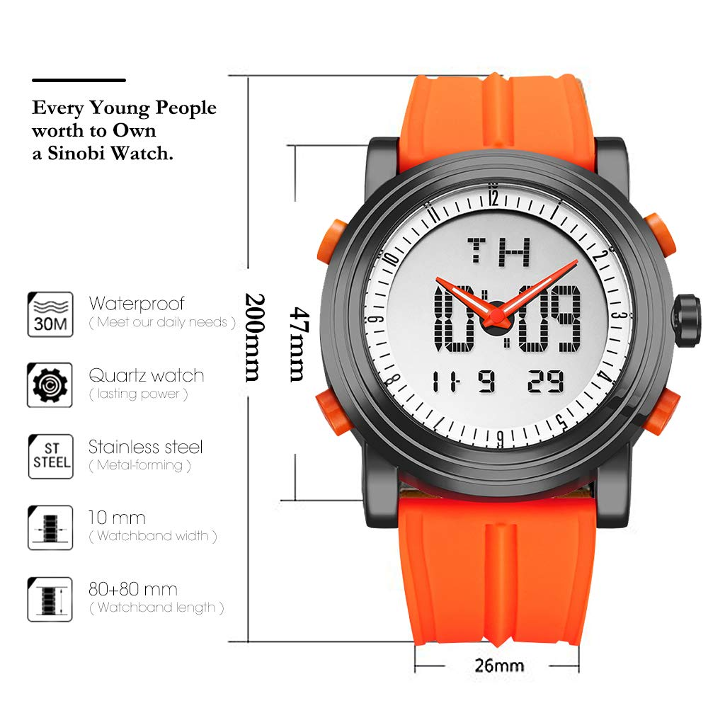 ساعت مچی عقربه ای مردانه مدل S9368G OR