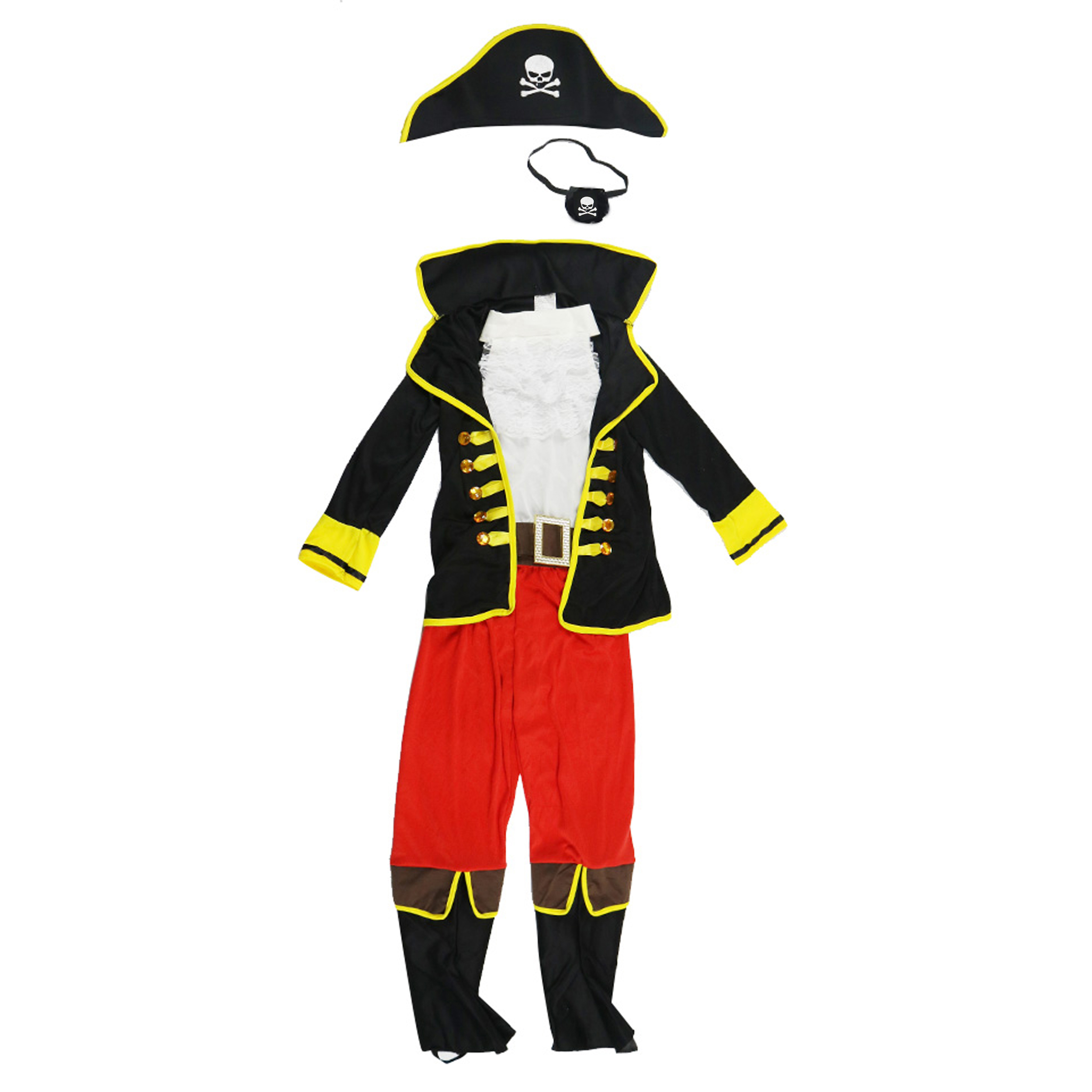 ست ایفای نقش طرح دزدان دریایی کد 02 مجموعه 6 عددی