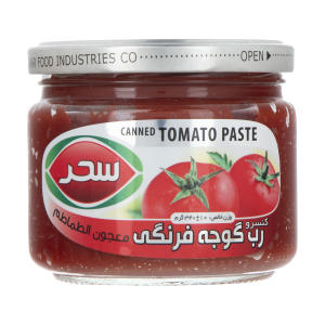 رب گوجه فرنگی سحر - 340 گرم