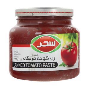 رب گوجه فرنگی سحر - 1.550 کیلوگرم