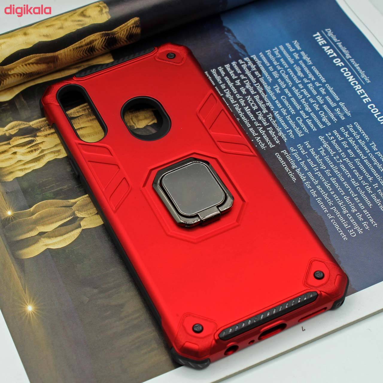 کاور کینگ پاور مدل W21 مناسب برای گوشی موبایل سامسونگ Galaxy A20s